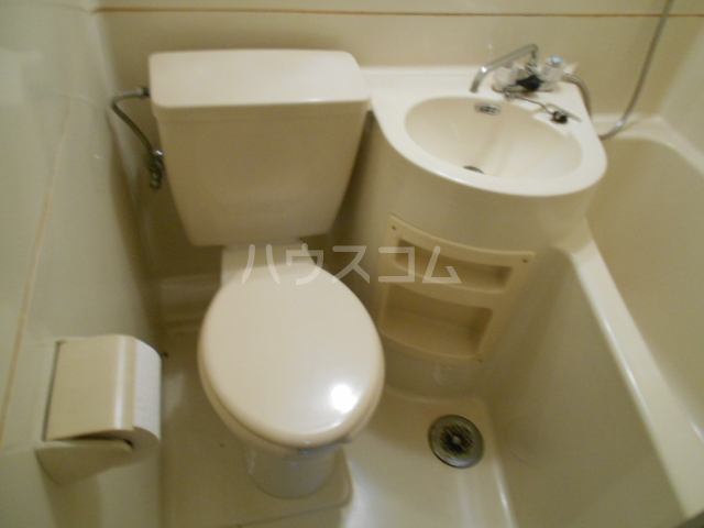 コーポマツモト 301号室のトイレ