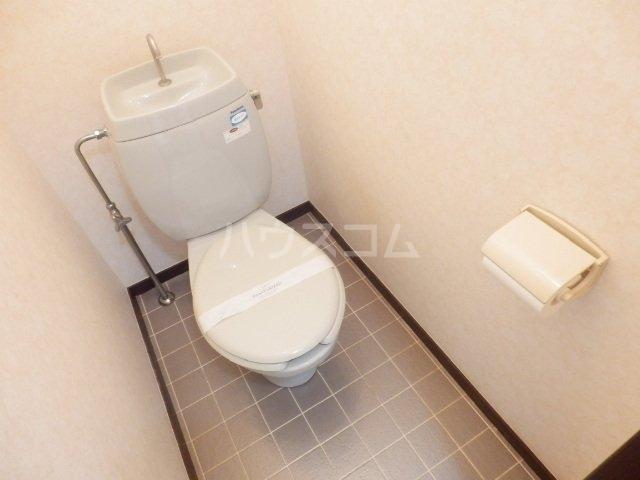 アベニュー国立 107号室のトイレ