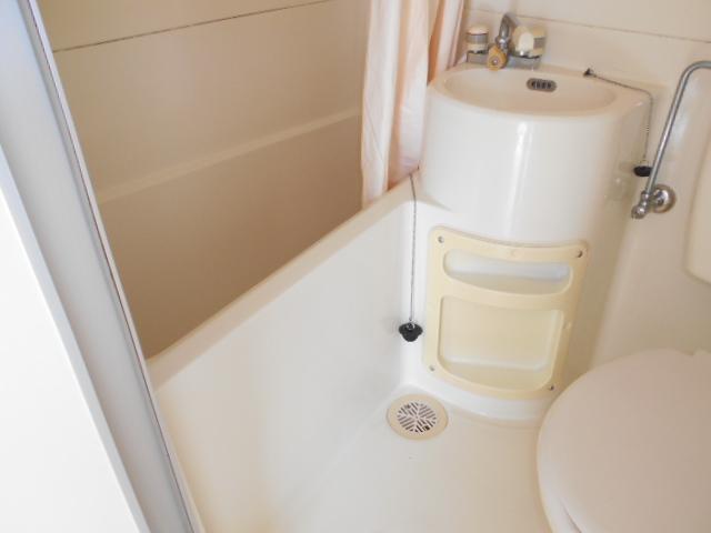 サバス太秦 201号室の風呂