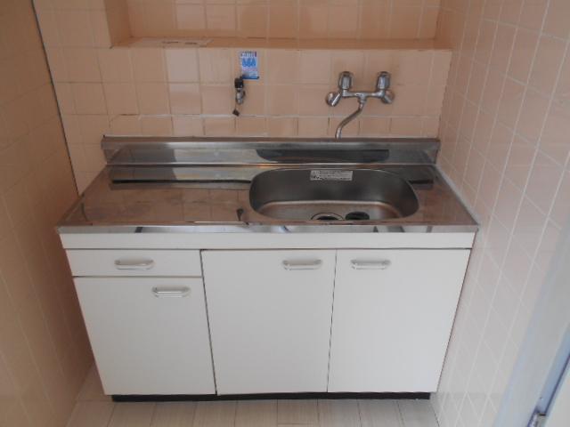 サバス太秦 201号室のキッチン