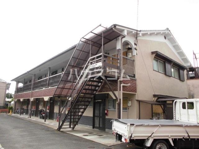 嵯峨野アルファ外観写真