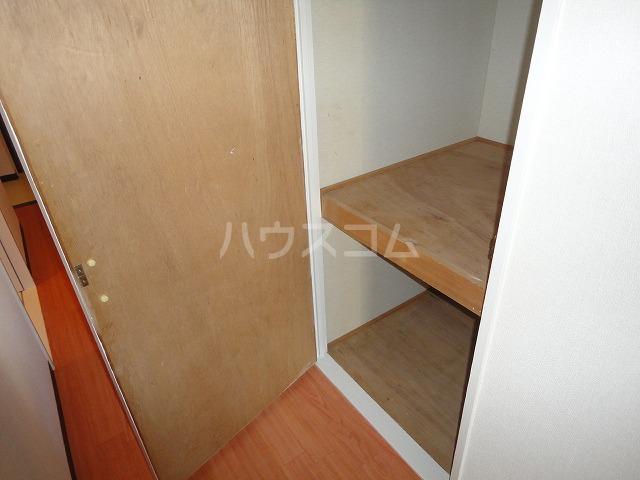 カレント桂 202号室の洗面所
