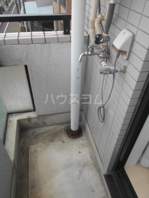 シティコーポ円町 303号室のバルコニー