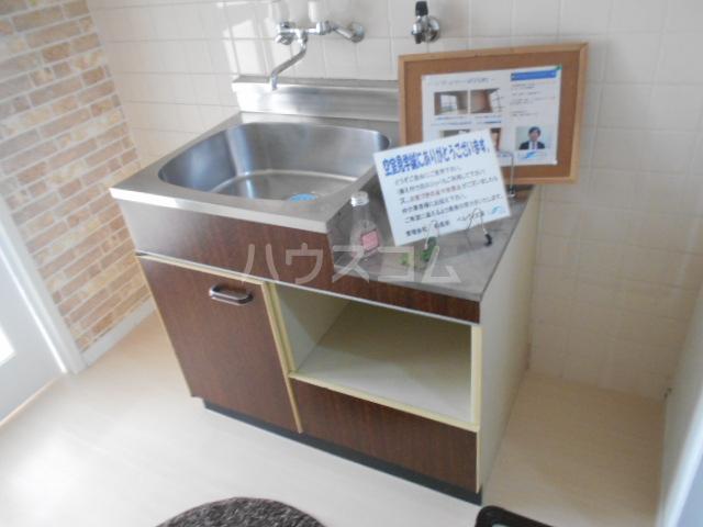シティコーポ円町 303号室のキッチン