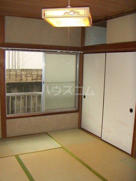 KIKUSOU 202号室のリビング