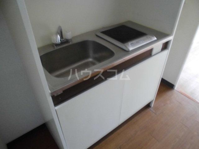 プランニングバングビル梅津 2C号室のキッチン