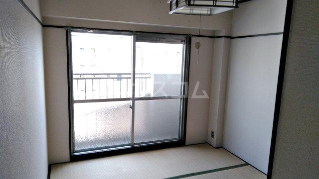 離宮リバーハイツ 302号室の洗面所