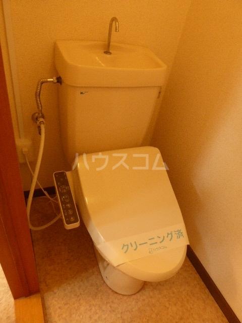 アスタ 201号室の洗面所