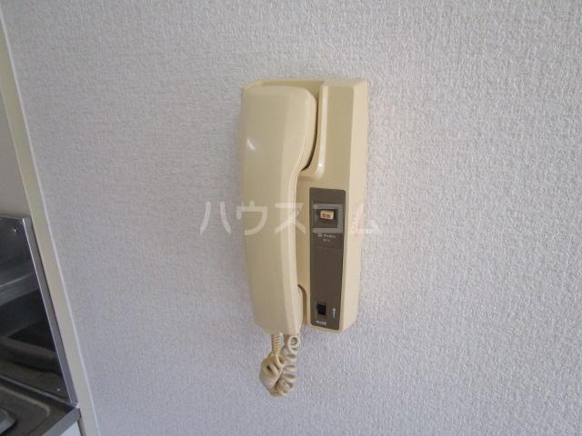 シャローム国分寺 303号室のセキュリティ