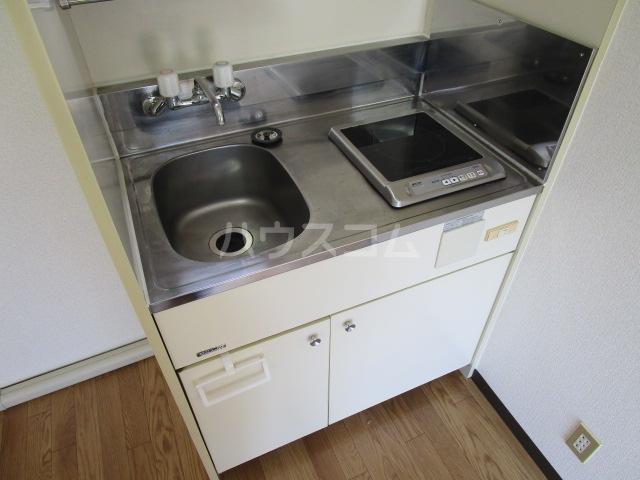 シャローム国分寺 303号室のキッチン