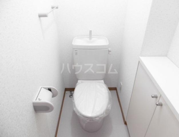 マンダリーヌ 402号室のトイレ