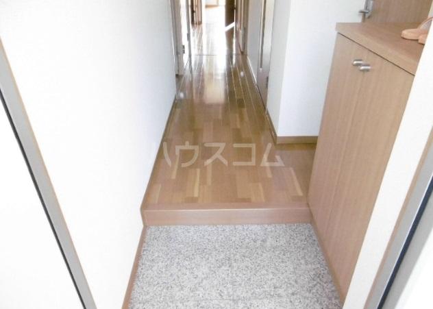 マンダリーヌ 402号室の玄関