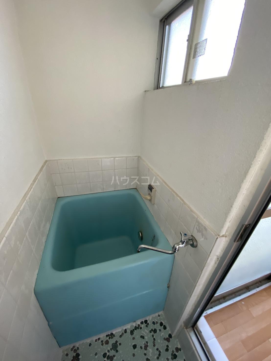 豊栄ハイツ 206号室の風呂