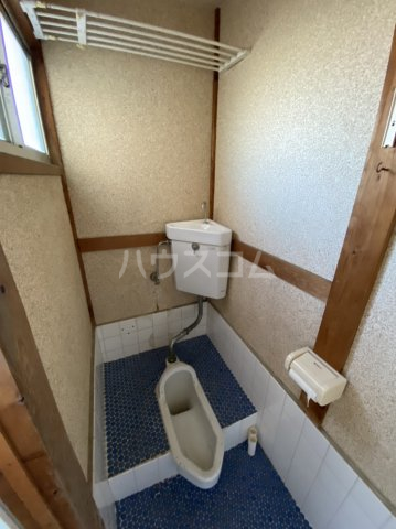 豊栄ハイツ 206号室のトイレ