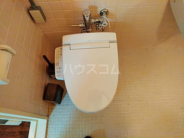 シーズン嵐山 202号室のトイレ