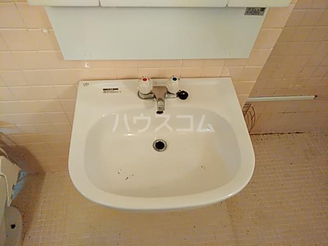 シーズン嵐山 202号室の洗面所