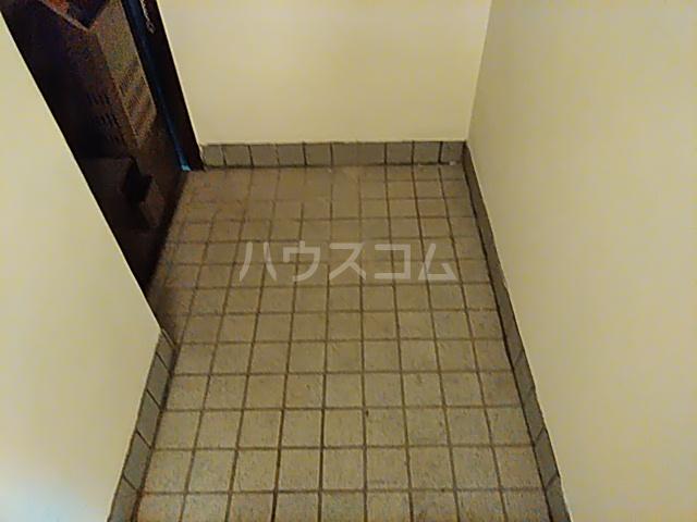 シーズン嵐山 202号室の玄関
