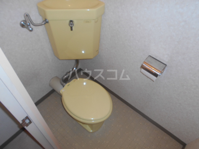 らんざんSPOT B棟 102号室のトイレ