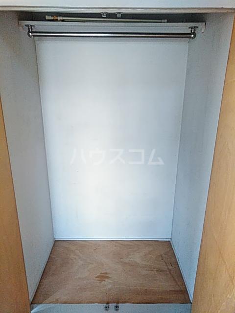 ハイムマエダ 305号室の収納
