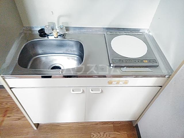 ハイムマエダ 305号室のキッチン