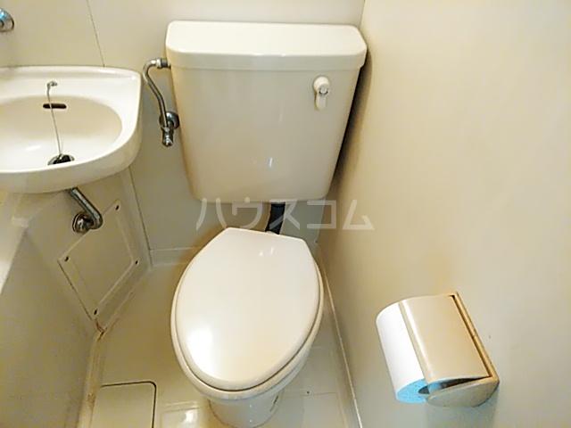 ハイムマエダ 305号室のトイレ