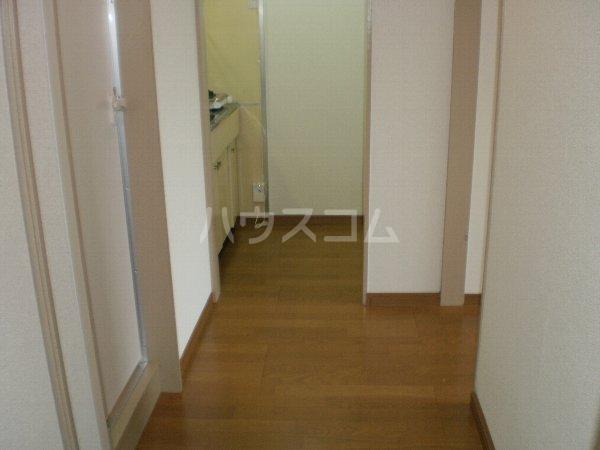 マルカクカウンタックハイツ 204号室の玄関