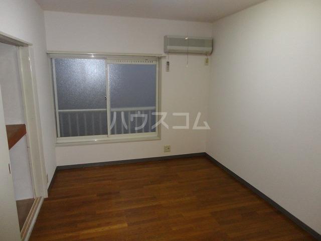 第一中原グリーンハイツ 206号室の収納