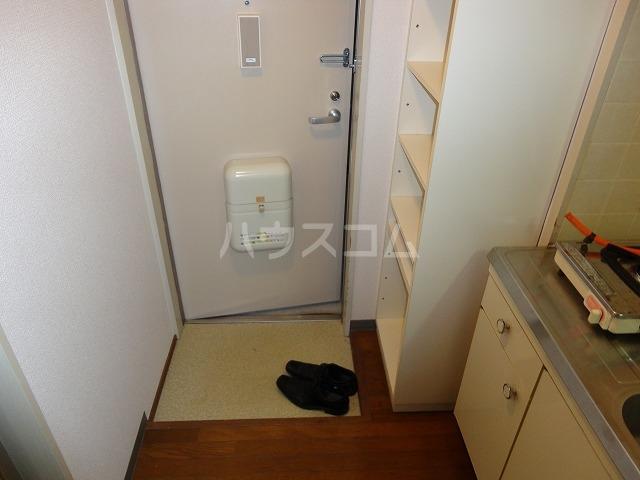 第一中原グリーンハイツ 206号室のベッドルーム
