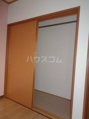 篠町篠上中沢貸家の収納