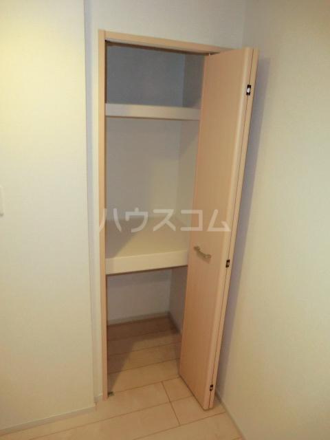 グランディオーズ桂 02030号室の収納