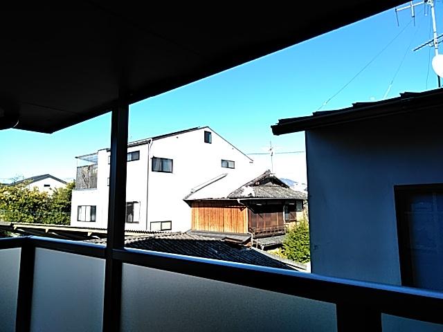 フラッティ丸太町御前 207号室の景色