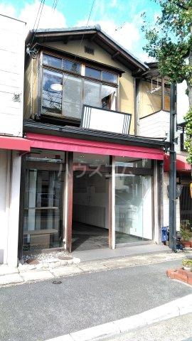 樫原平田町店舗付住宅の外観