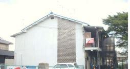 桂ノ宮荘 2号室の外観