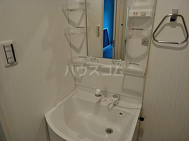 チェーズ高辻葛野西 301号室の洗面所