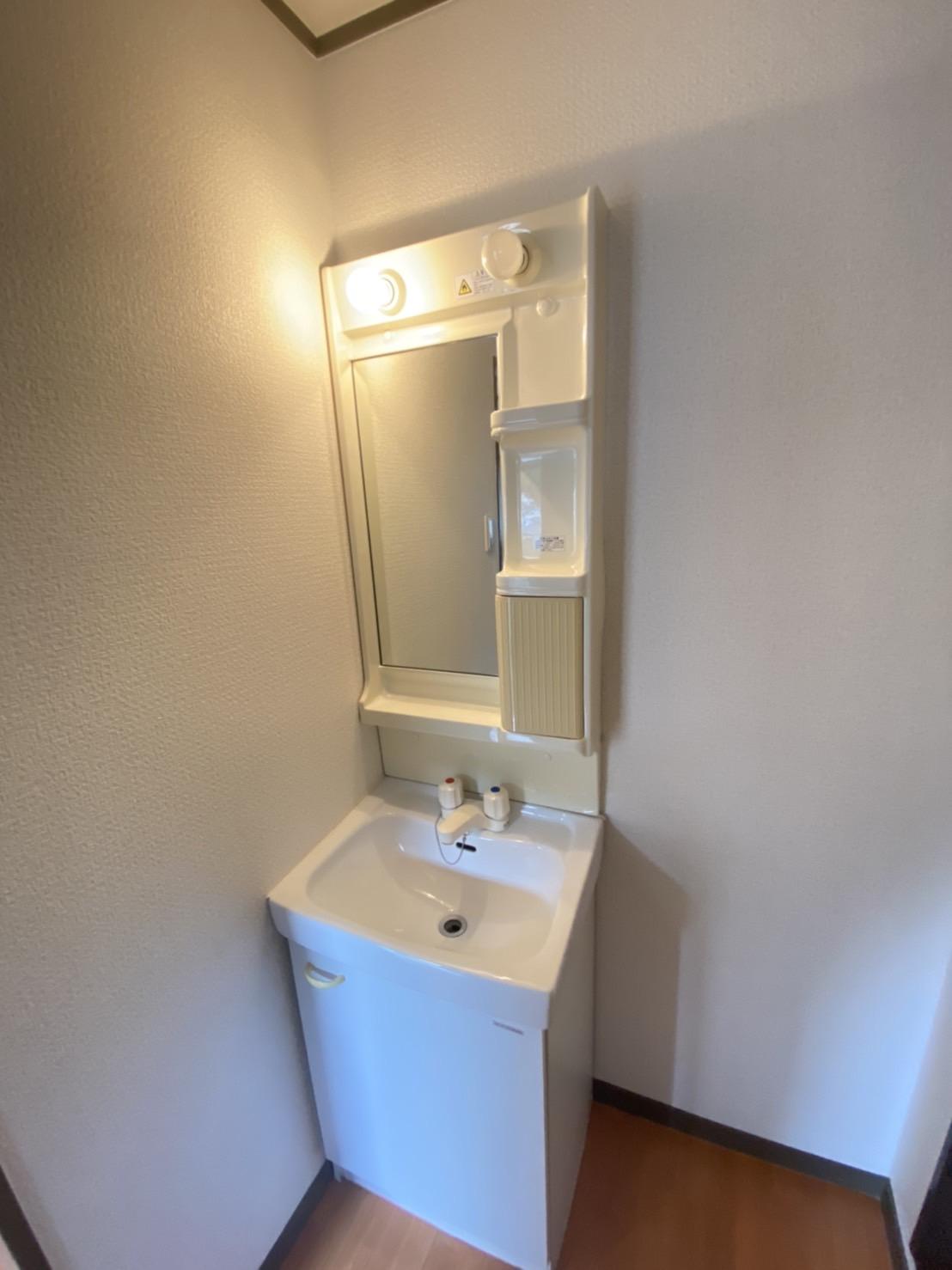 エバーグリーン嵐山 405号室のトイレ