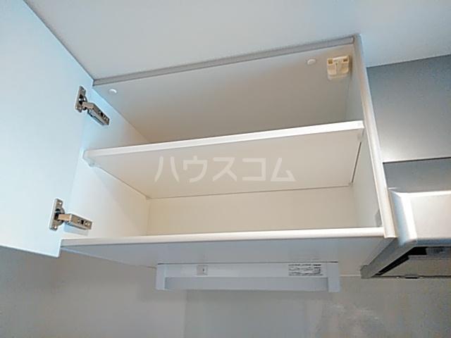 エスカーサ京都四条梅津 204号室の収納