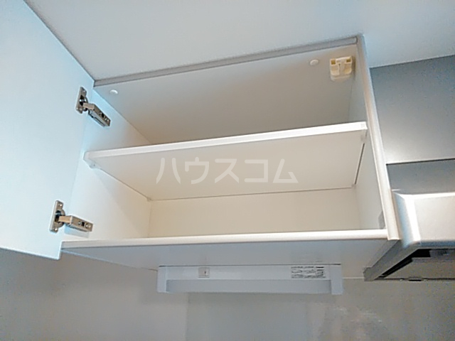 エスカーサ京都四条梅津 305号室の収納