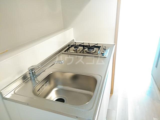 エスカーサ京都四条梅津 401号室のキッチン
