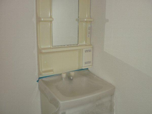 ヴァンヴェール小泉 205号室の洗面所