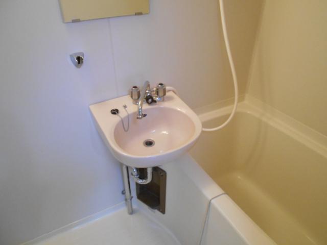 ラメールⅢ 205号室の洗面所