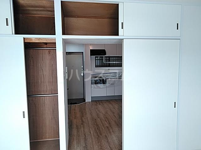 グレース桂 403号室の設備