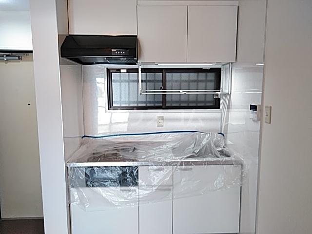 グレース桂 403号室のキッチン