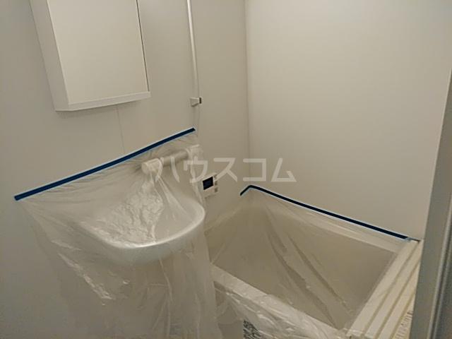 グレース桂 403号室の風呂