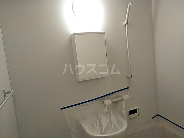 グレース桂 403号室の洗面所