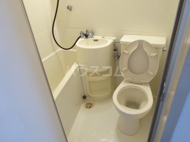 RIN,Sコーポラティヴハウス 307号室のトイレ