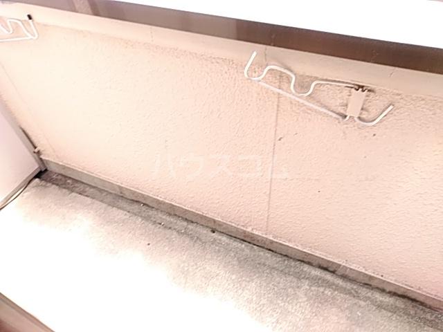 リバティー 201号室のバルコニー