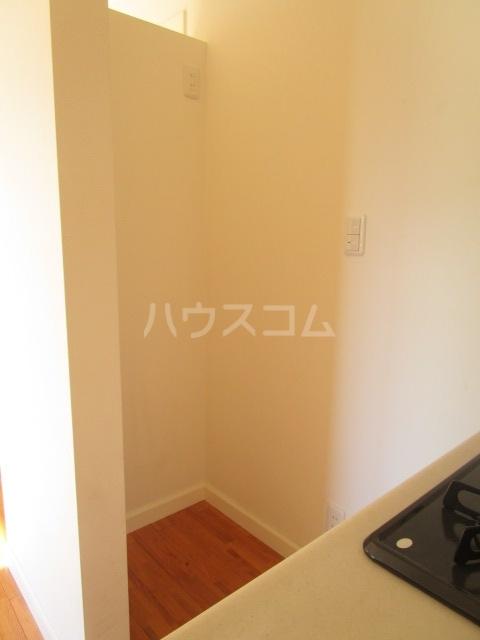 貫井北町5丁目 2F号室の収納
