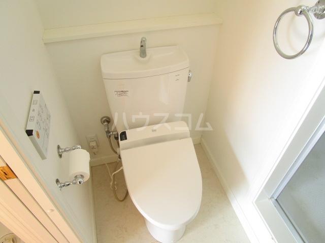 貫井北町5丁目 2F号室のトイレ