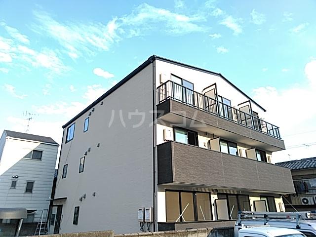 ランフォート天神川外観写真