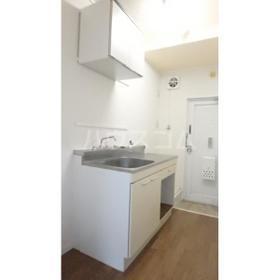 エクセルハイム平山 205号室のキッチン